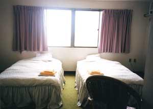 ホテル ニューにしだの部屋