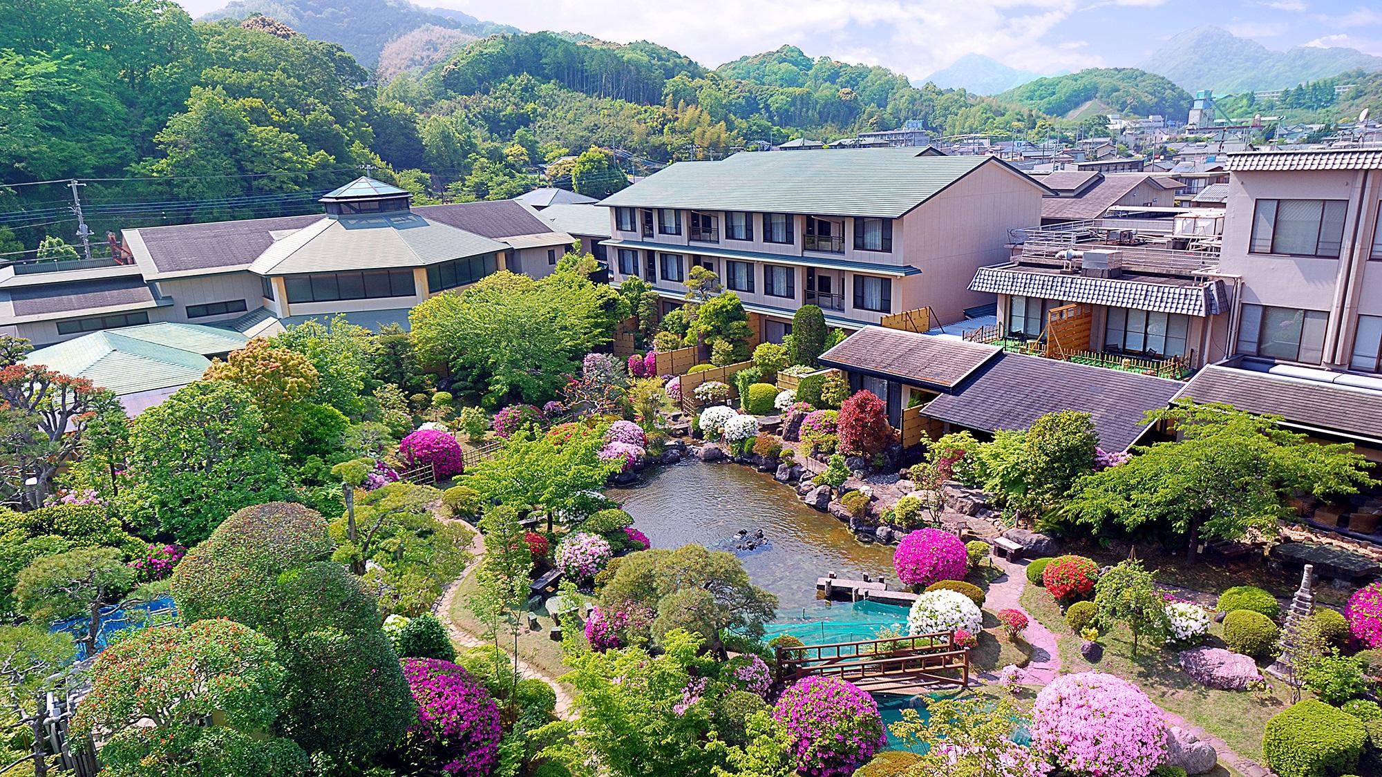 ホテル サンバレー 伊豆長岡◆楽天トラベル