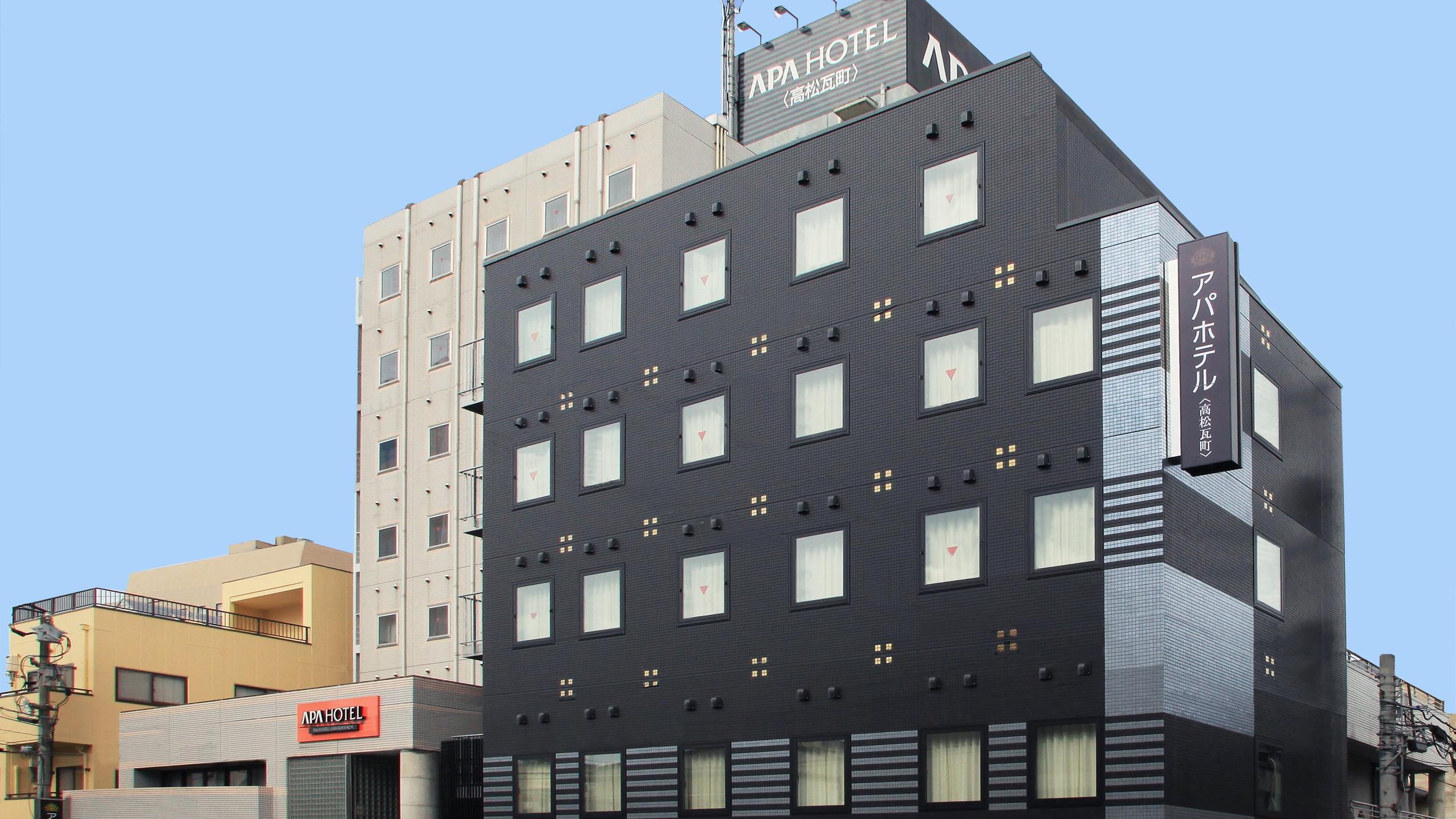 アパホテル 高松瓦町◆楽天トラベル