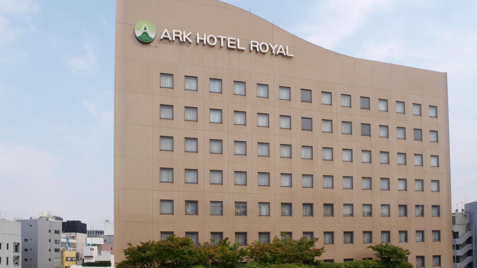 アークホテル ロイヤル 福岡天神◆楽天トラベル