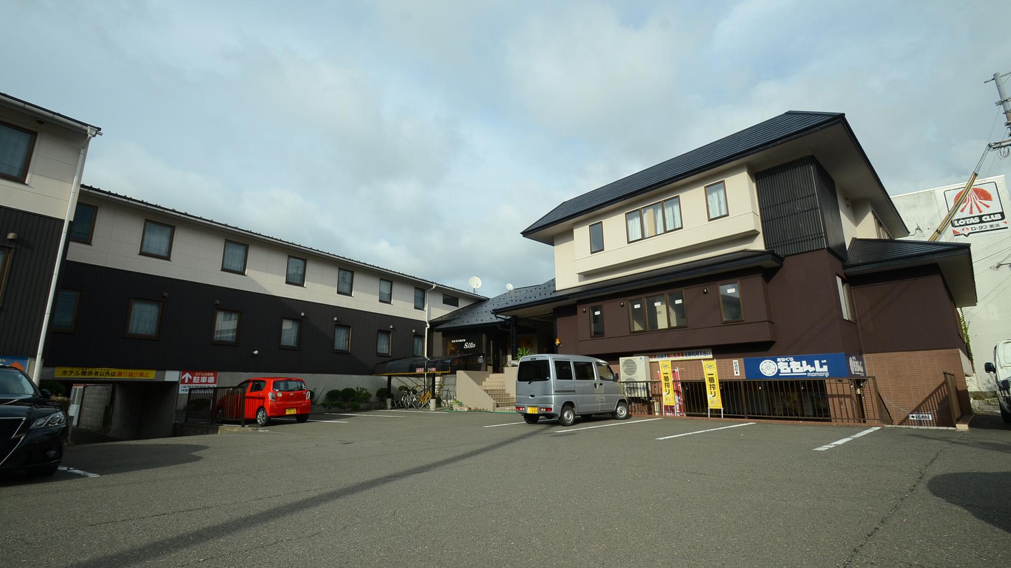 ビジネスホテル 西郷◆楽天トラベル