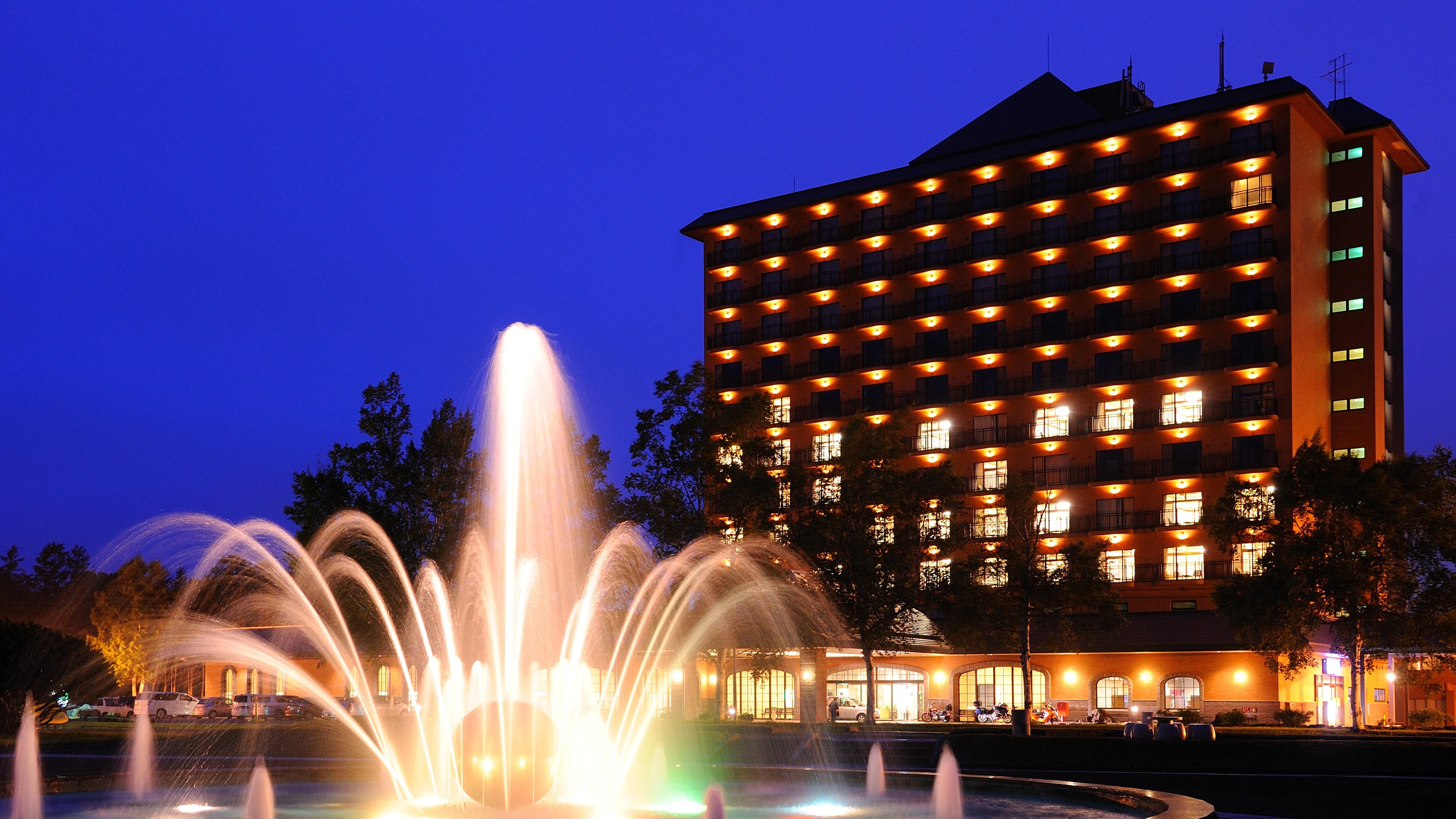 十勝幕別温泉 グランヴィリオホテル(ルートイングループ)