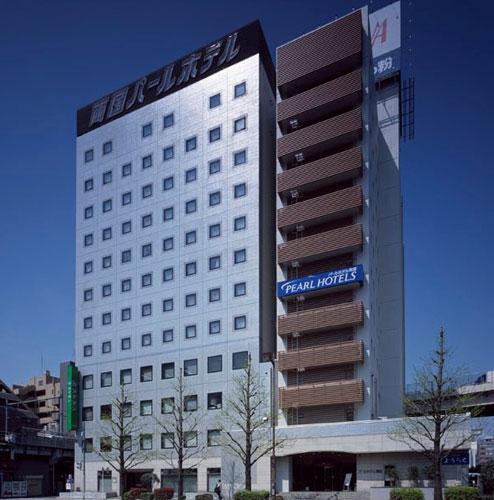 パールホテル両国(日通旅行提供)