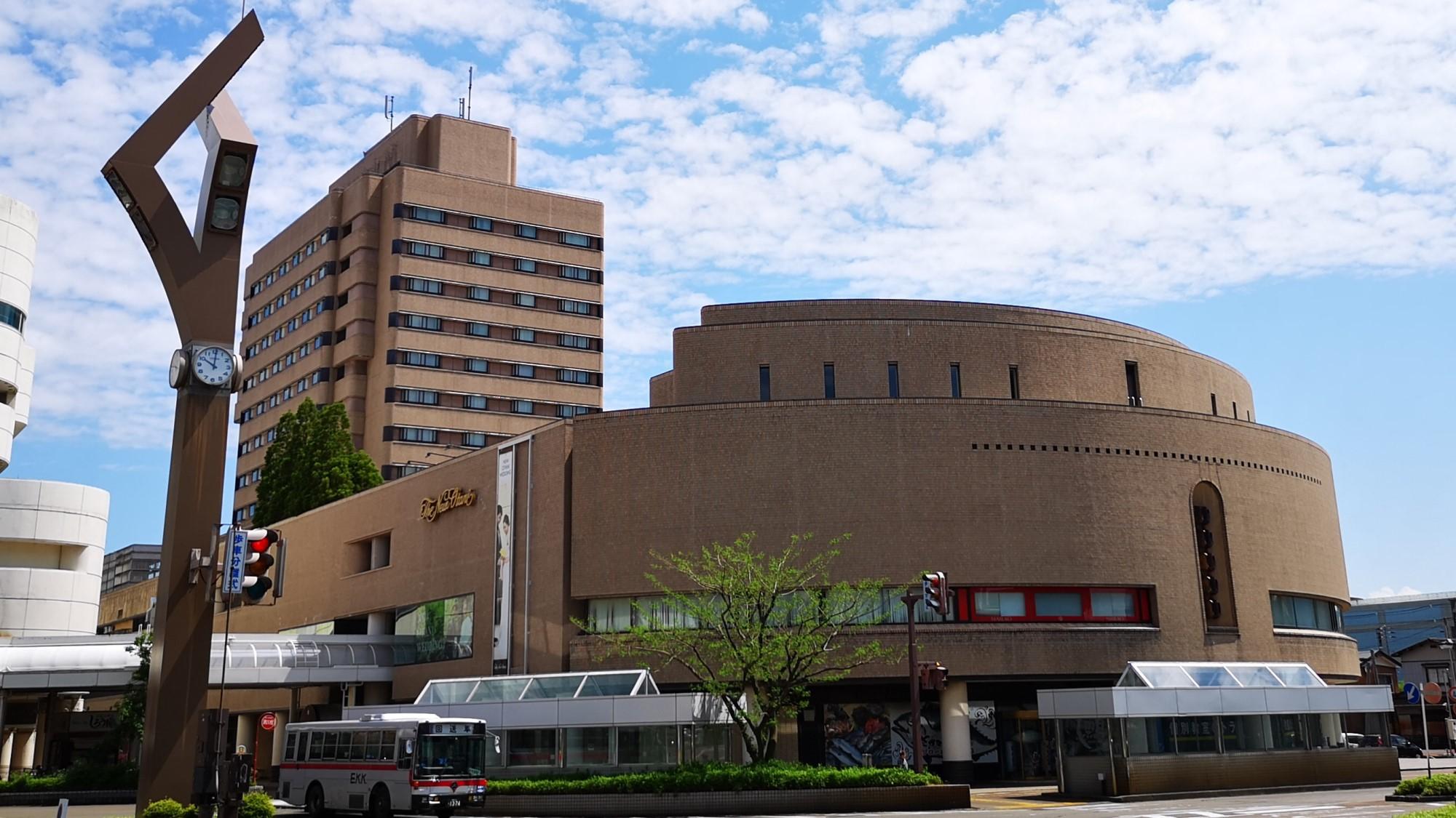 ホテル ニュー オータニ 長岡◆楽天トラベル