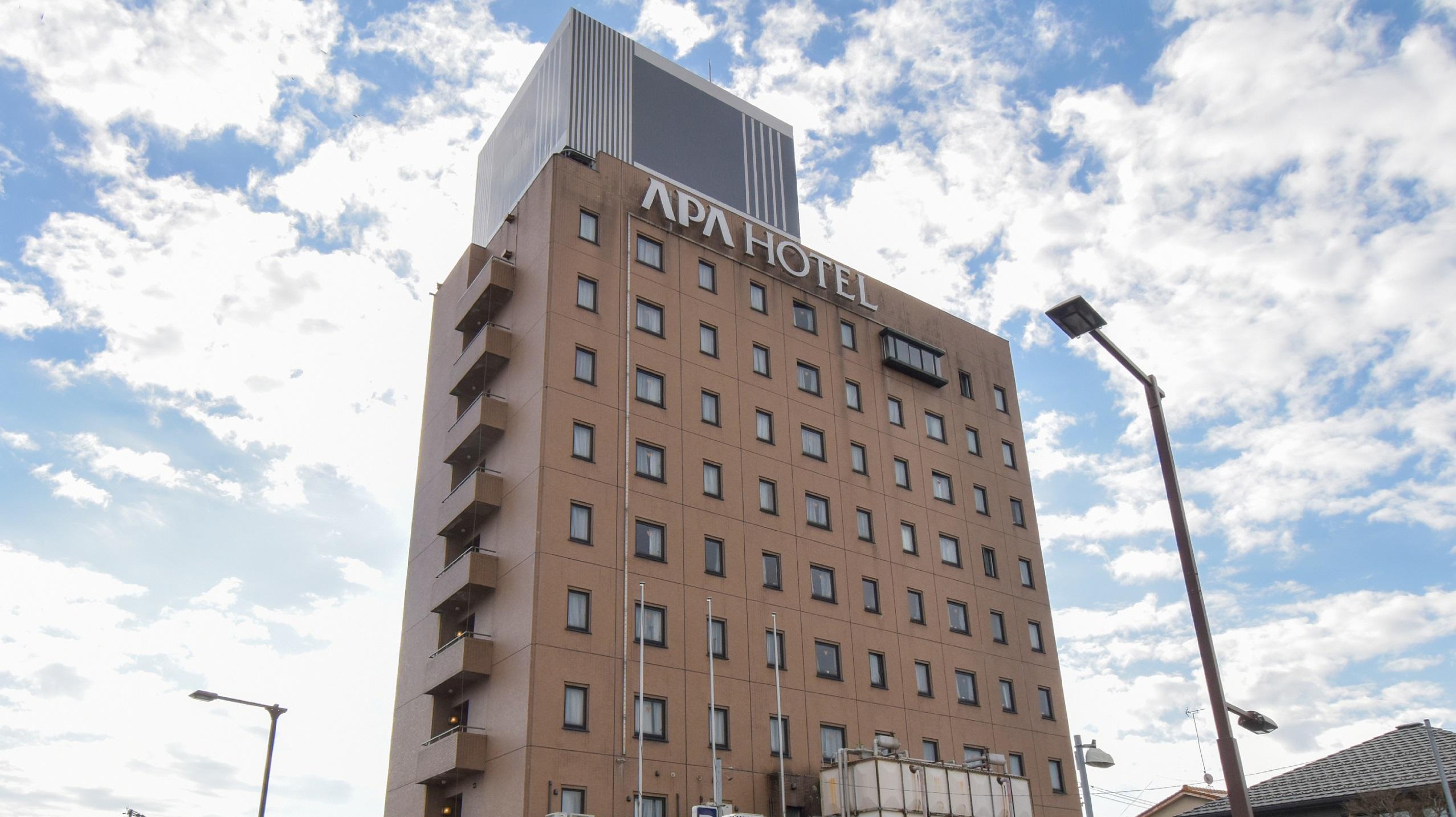 アパホテル<金沢片町>