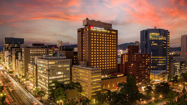 ANAクラウンプラザホテル広島(旧:広島全日空ホテル)