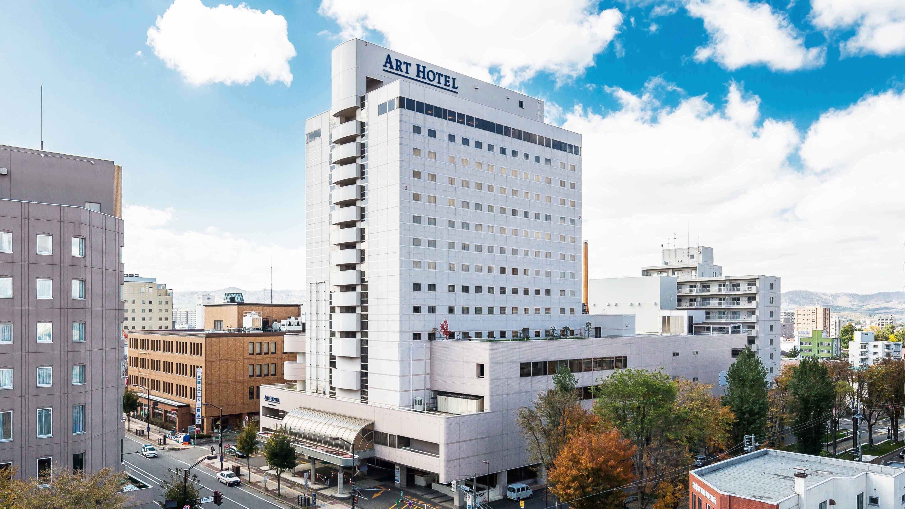 アート ホテルズ 旭川◆楽天トラベル
