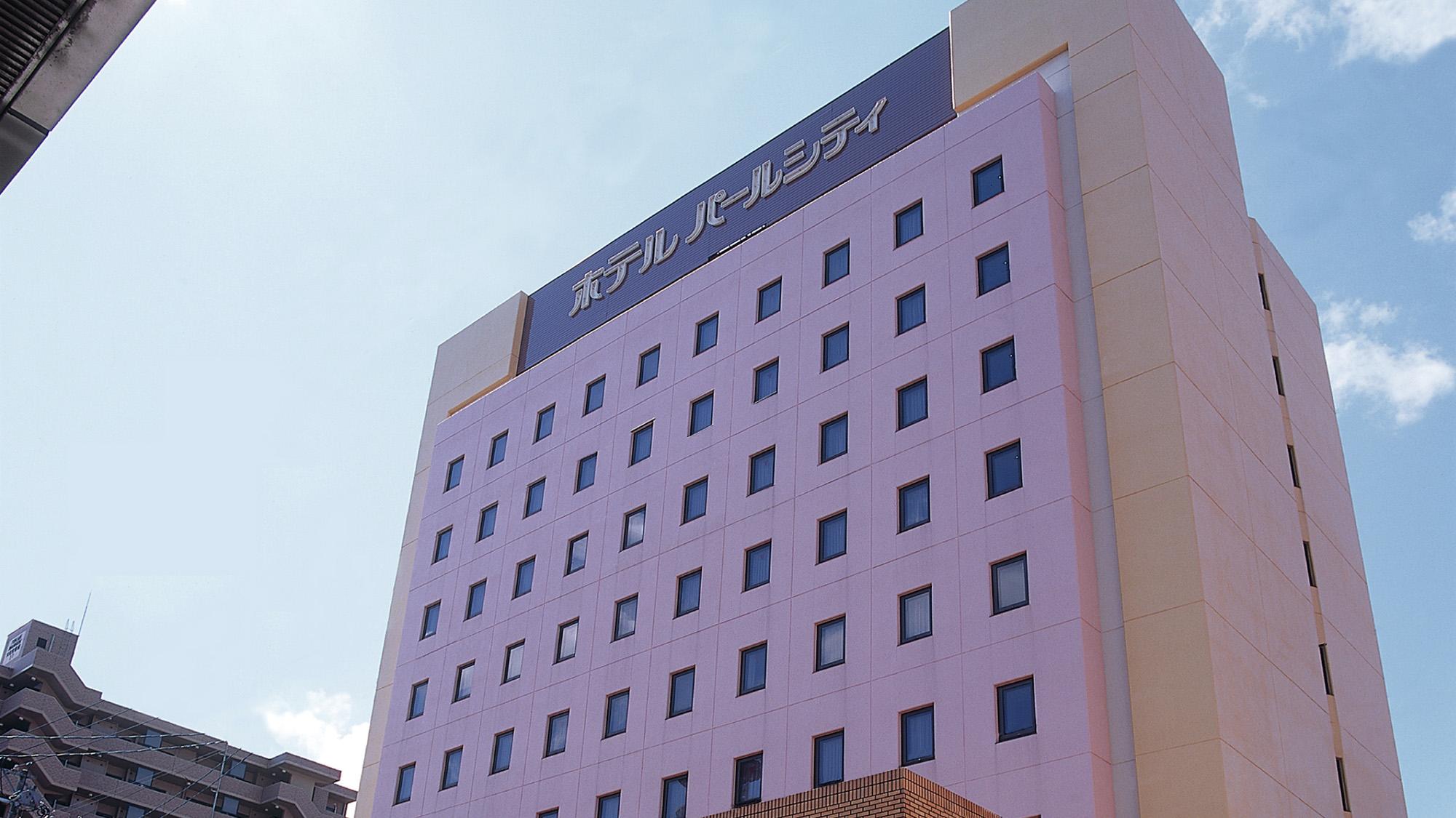 ホテルパールシティ秋田