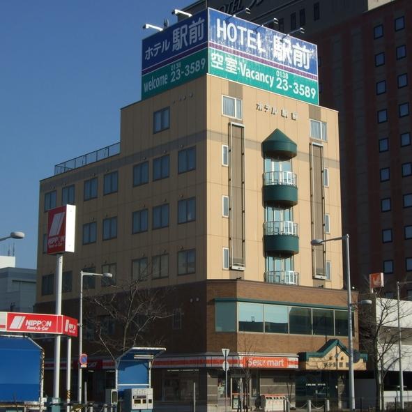函館 ホテル駅前◆楽天トラベル
