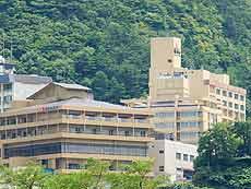 鳴子温泉 名湯の宿 鳴子ホテル(東北ツアーズ協同組合提供)