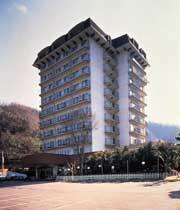 塩江温泉 菖蒲の湯 樺川荘本館