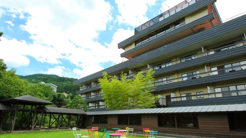 ゆふいん湯めぐり ホテル山光園◆楽天トラベル