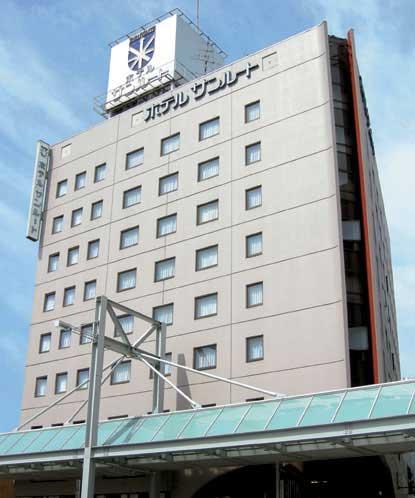 ホテルサンルート岐阜