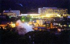 霧島温泉郷 霧島国際ホテル(HTC提供)