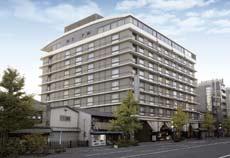 ホテルサンルート京都外観