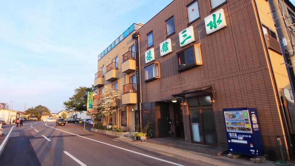ビジネス旅館 三水◆楽天トラベル
