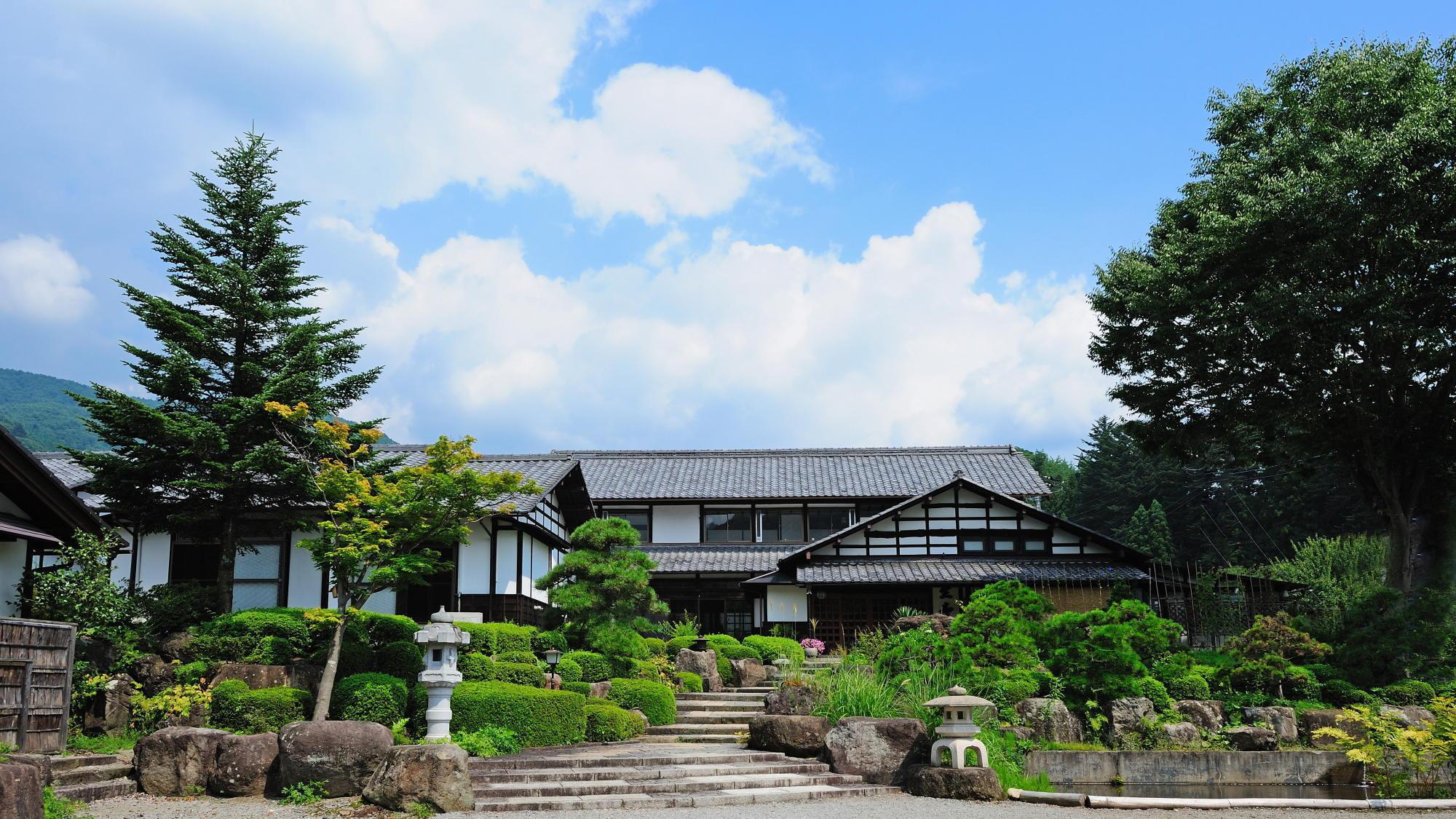 猿ヶ京温泉 生寿苑