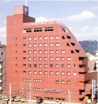 ホテルサンルート松山