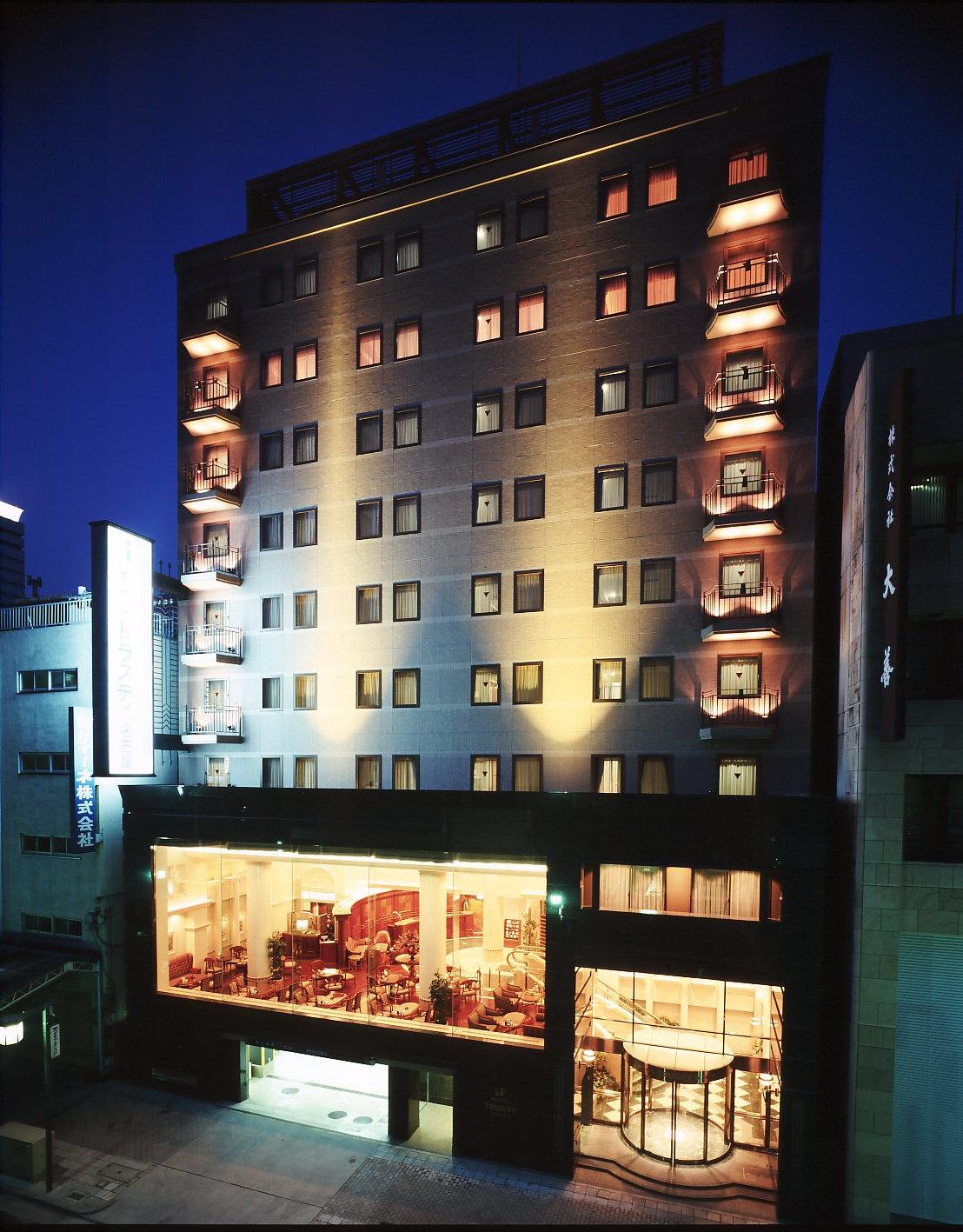 ホテル トラスティ 名古屋◆楽天トラベル