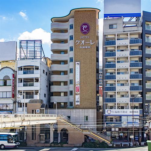 ホテル クオーレ 長崎駅前◆楽天トラベル