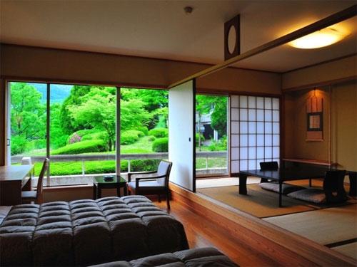 黒川温泉 三愛高原ホテル