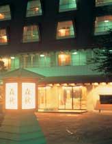 伊香保温泉 森秋旅館(農協観光提供)