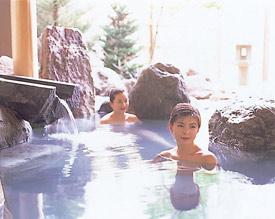草津温泉 ホテル櫻井(農協観光提供)