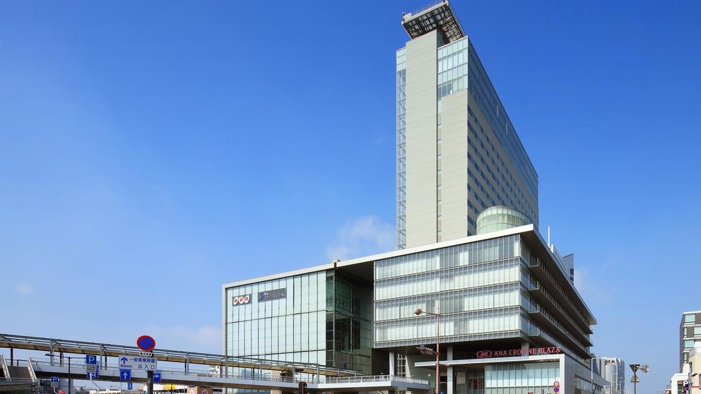ANA クラウン プラザ ホテル 岡山◆楽天トラベル