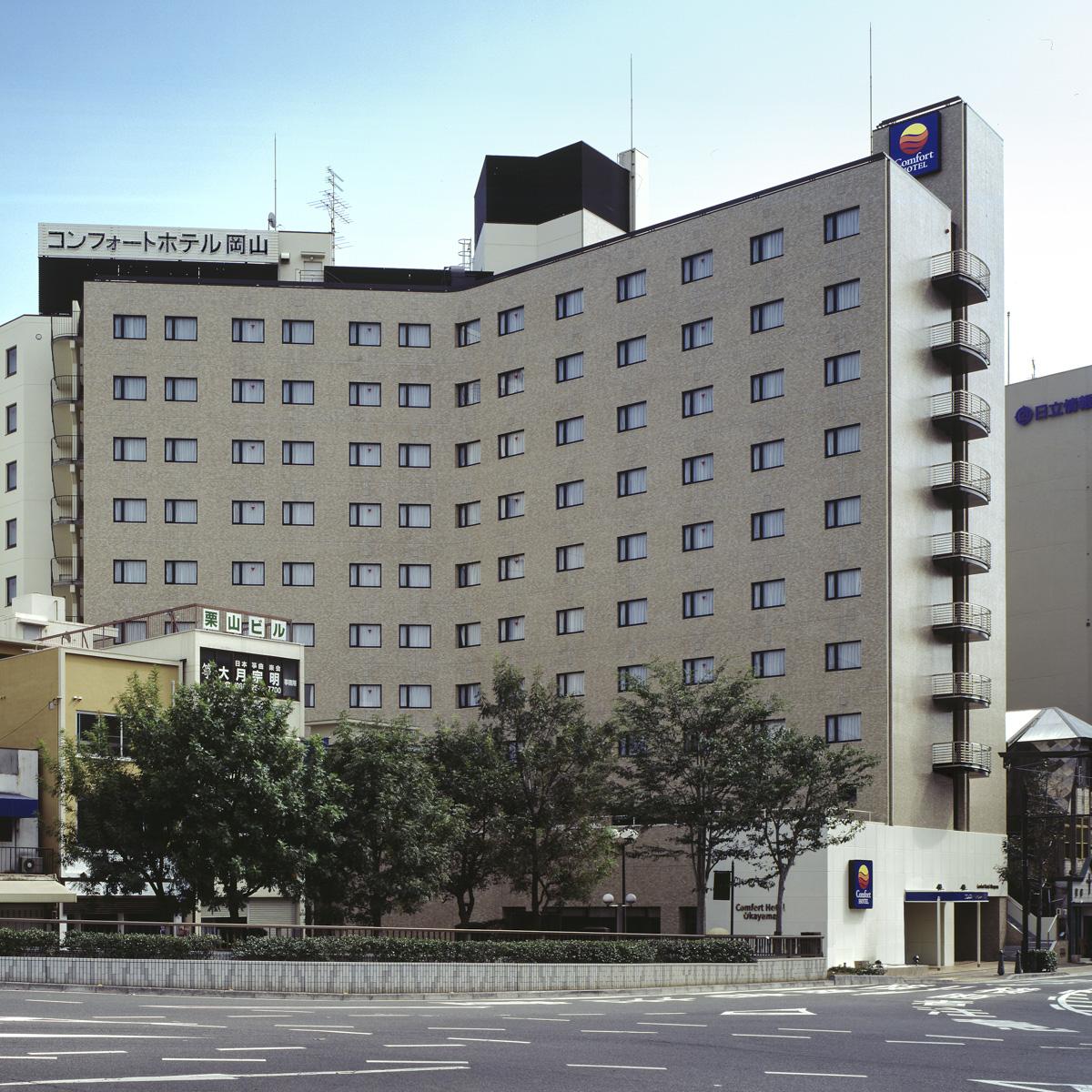 コンフォート ホテル 岡山◆楽天トラベル