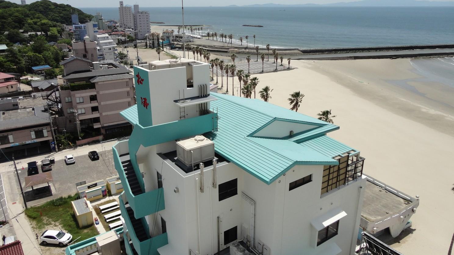 浜辺のホテル 松涛◆楽天トラベル