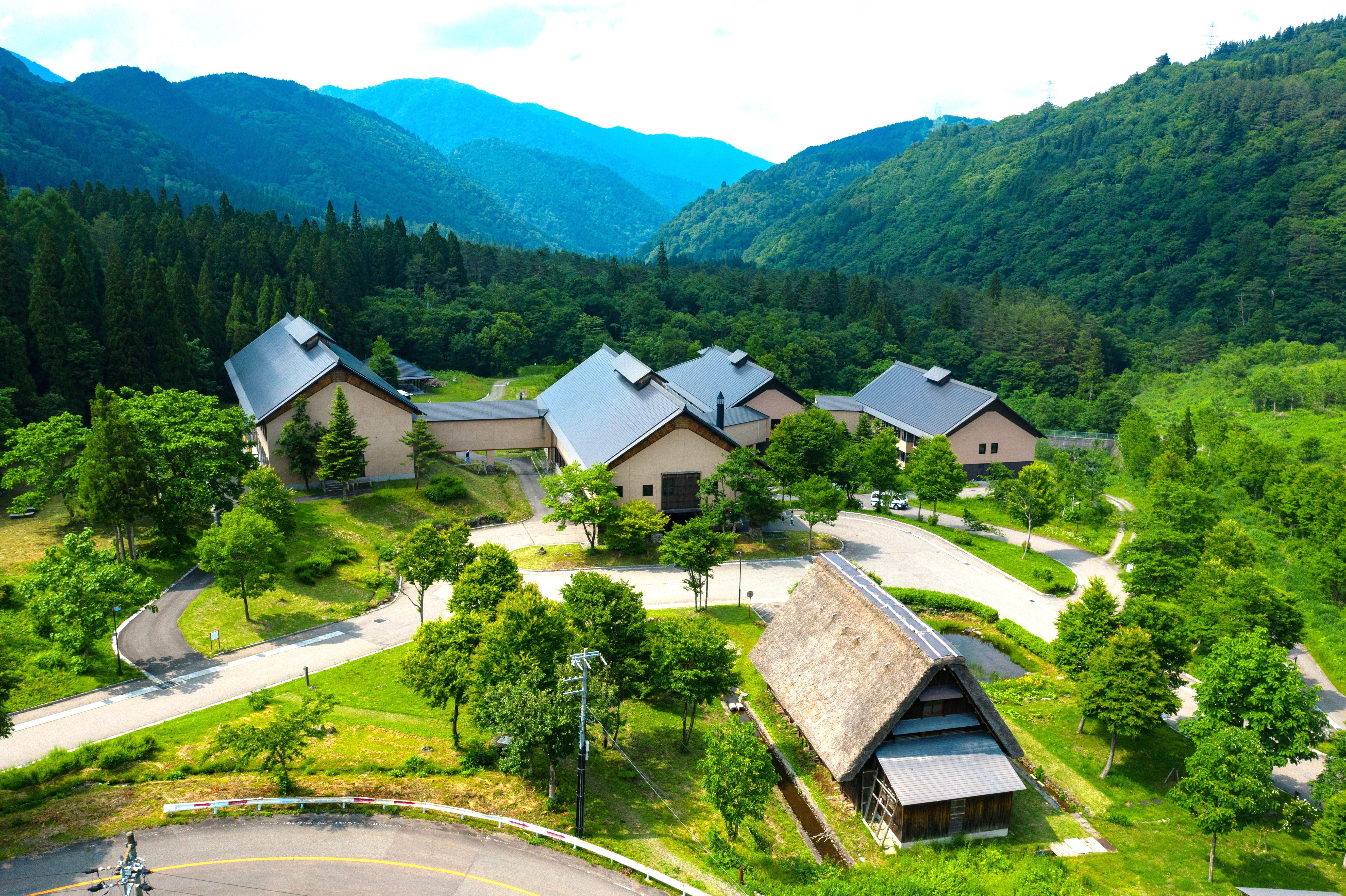 トヨタ 白川郷 自然学校◆楽天トラベル