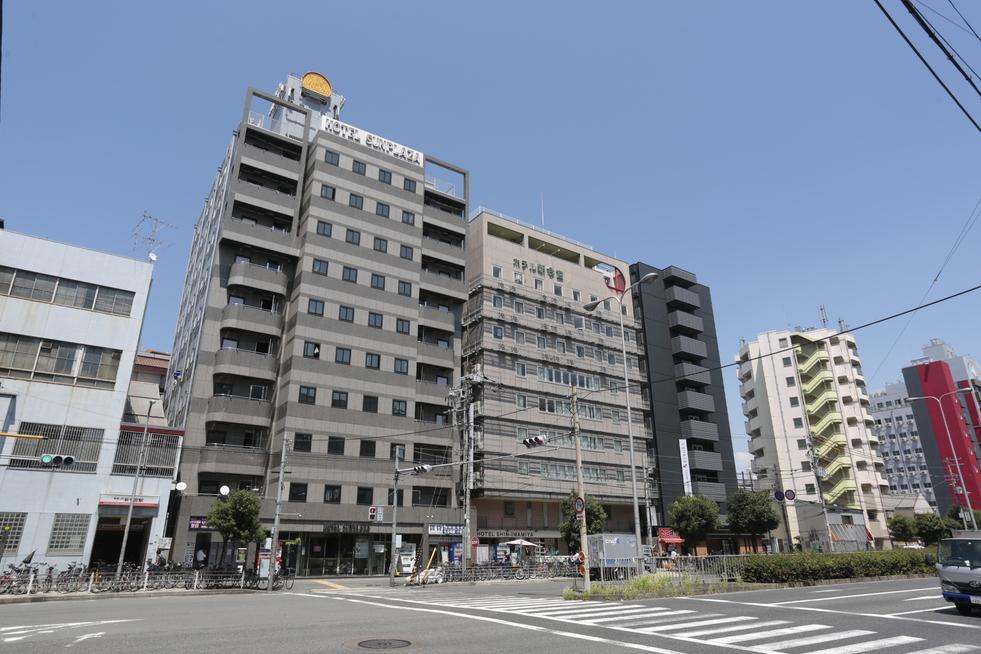 ビジネスホテル サンプラザ◆楽天トラベル