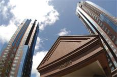 ガレリアタワースイートホテル