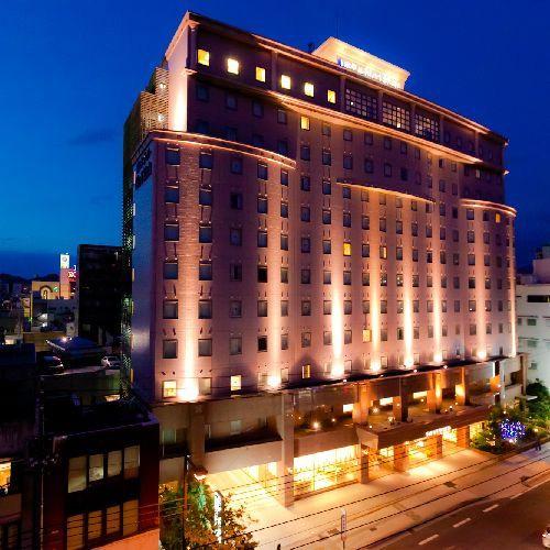 ホテル No.1 松山◆楽天トラベル