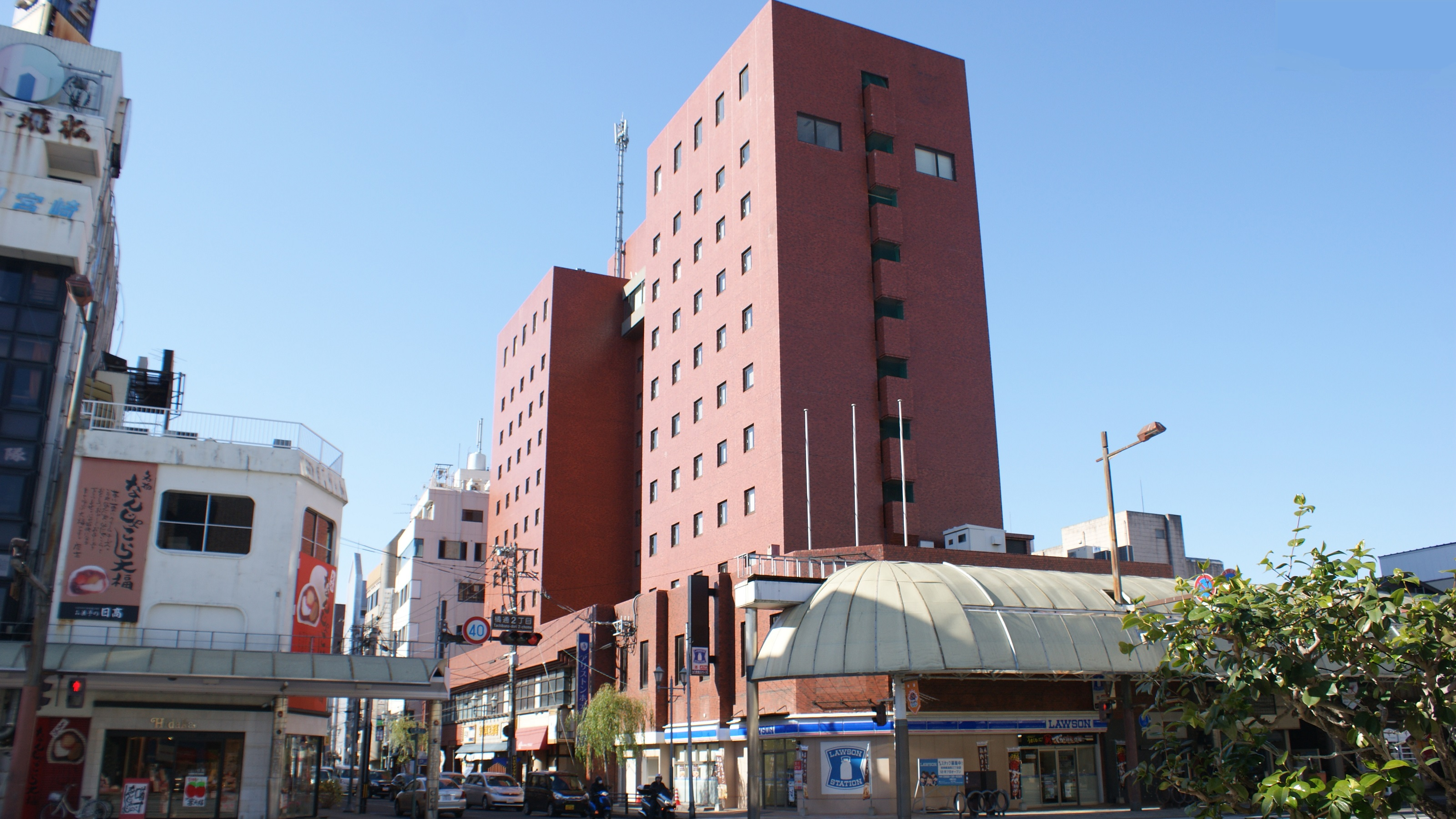 ホテル グランディ宮崎