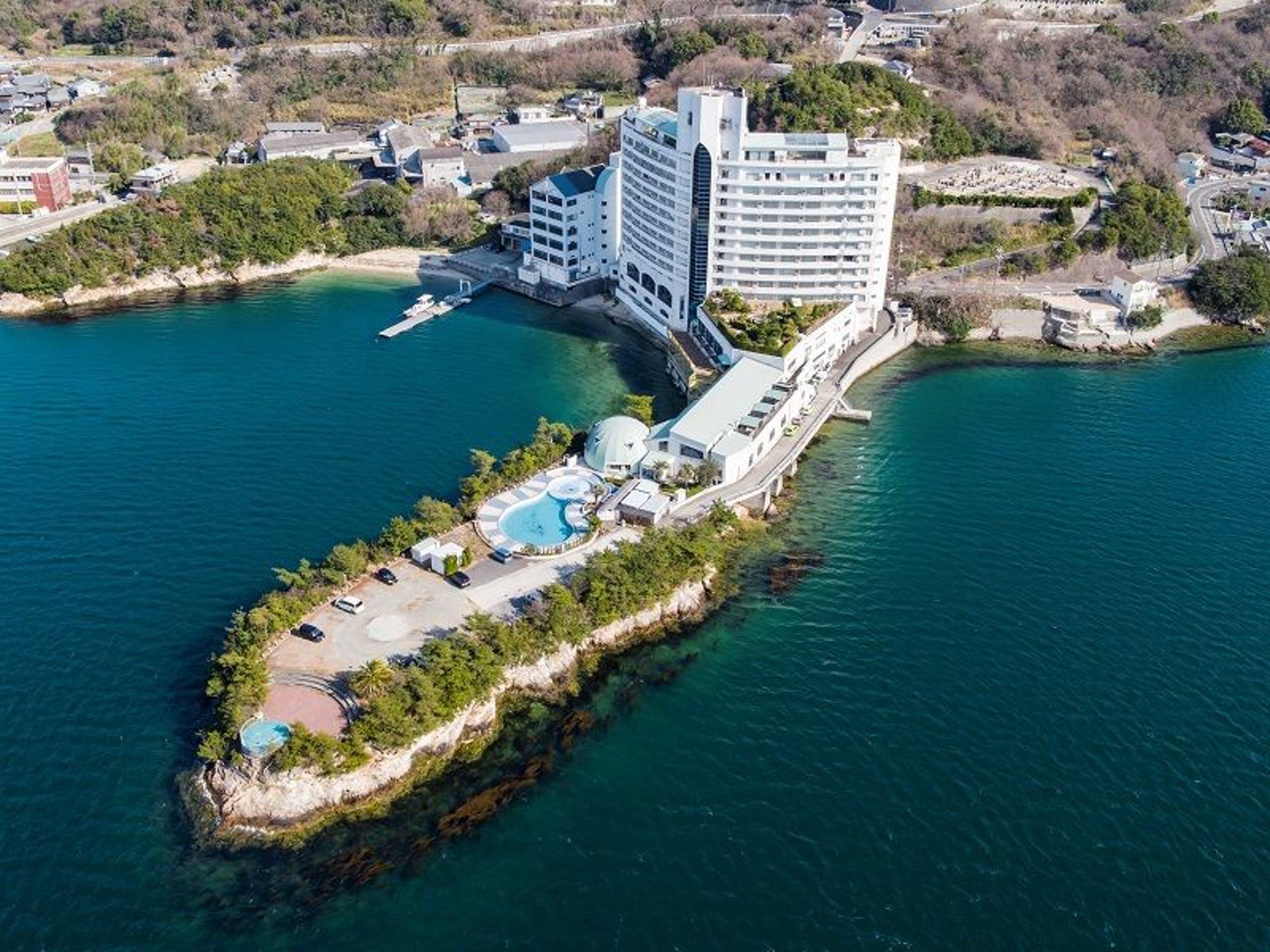 ベイリゾート ホテル 小豆島◆楽天トラベル