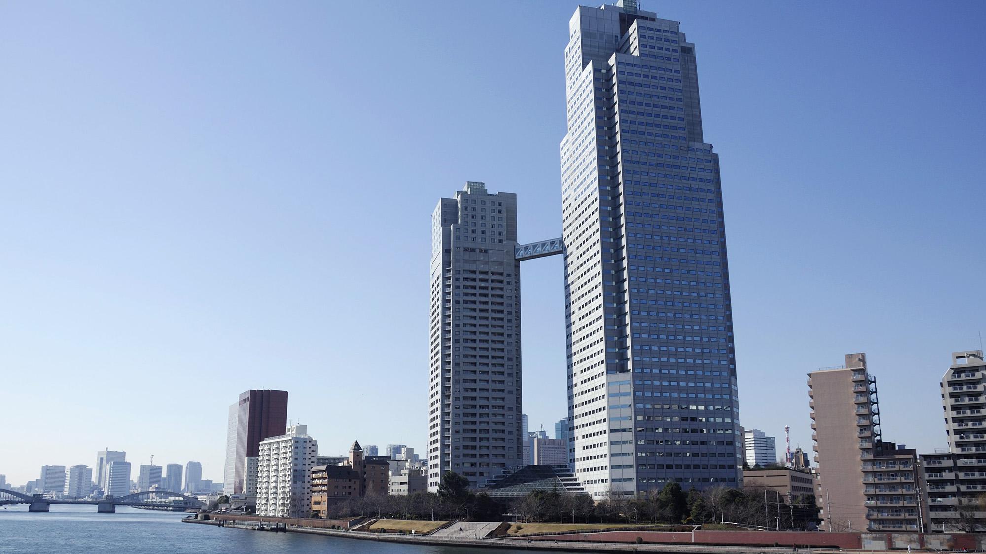 東京新阪急ホテル築地