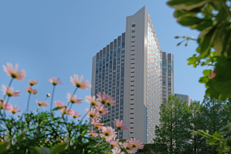 ANAインターコンチネンタルホテル東京(旧:東京全日空ホテル)