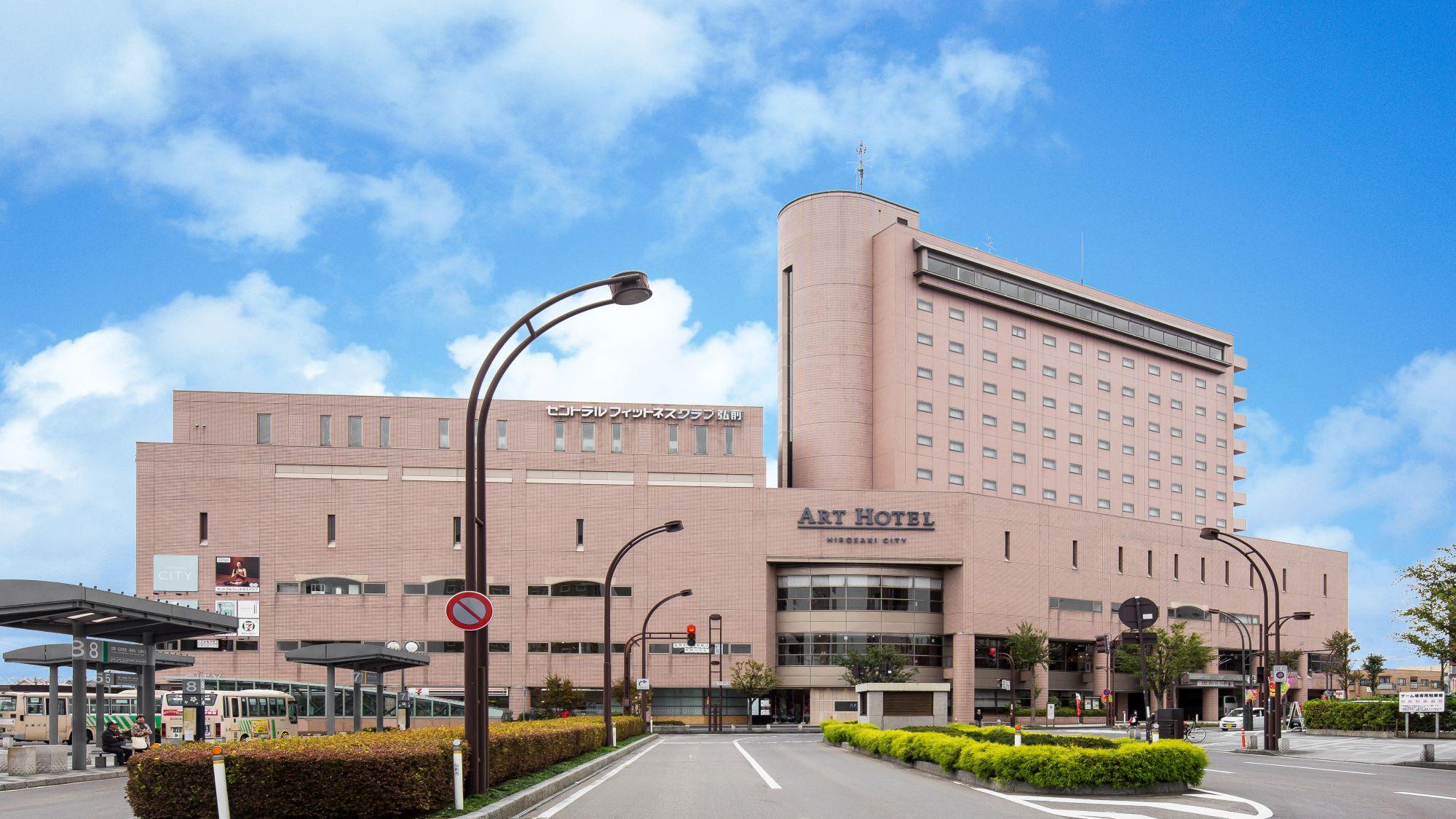 ベストウェスタンホテルニューシティ弘前(旧シティ弘前ホテル)