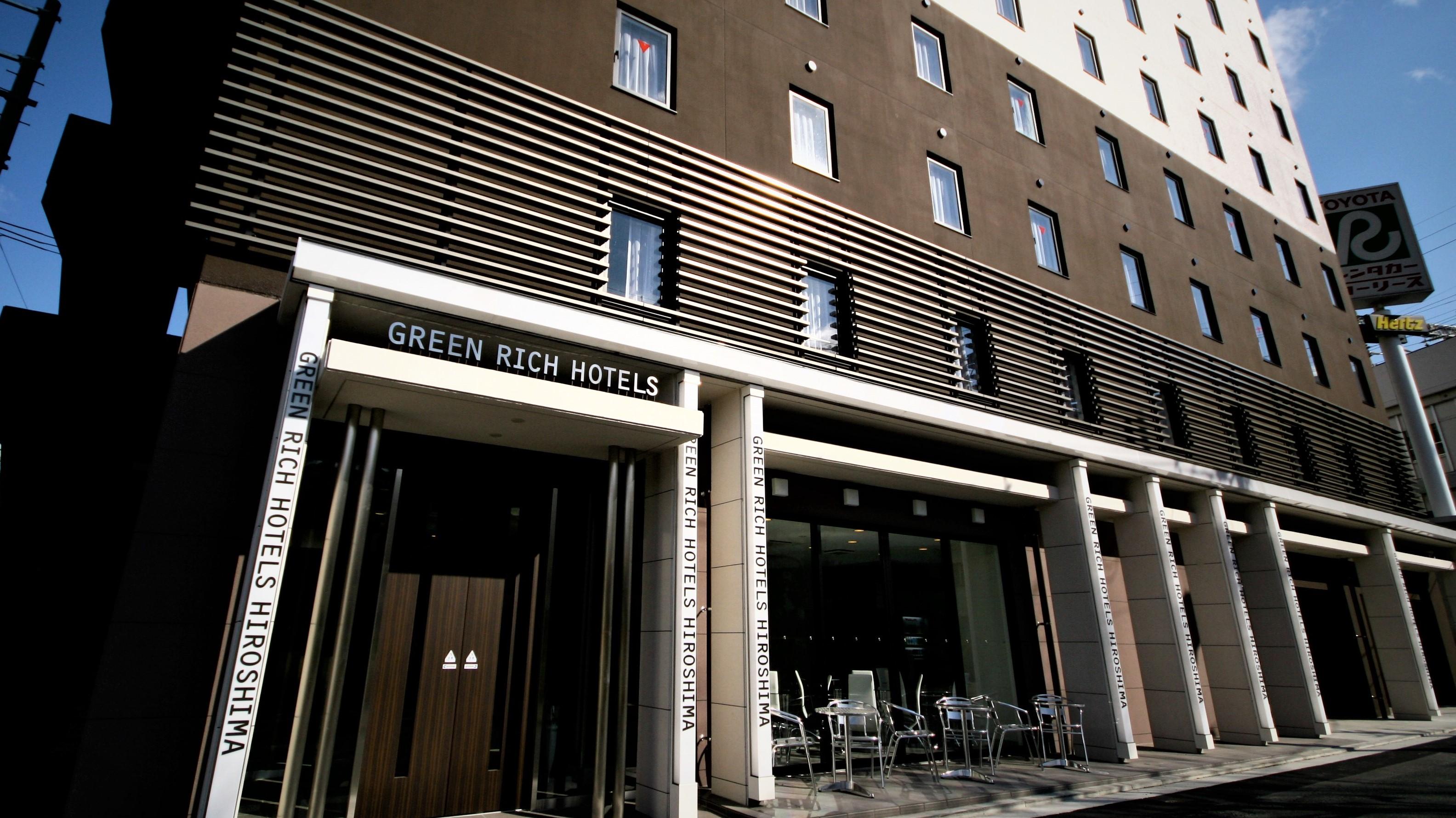 グリーン リッチ ホテル 広島 新幹線口◆楽天トラベル