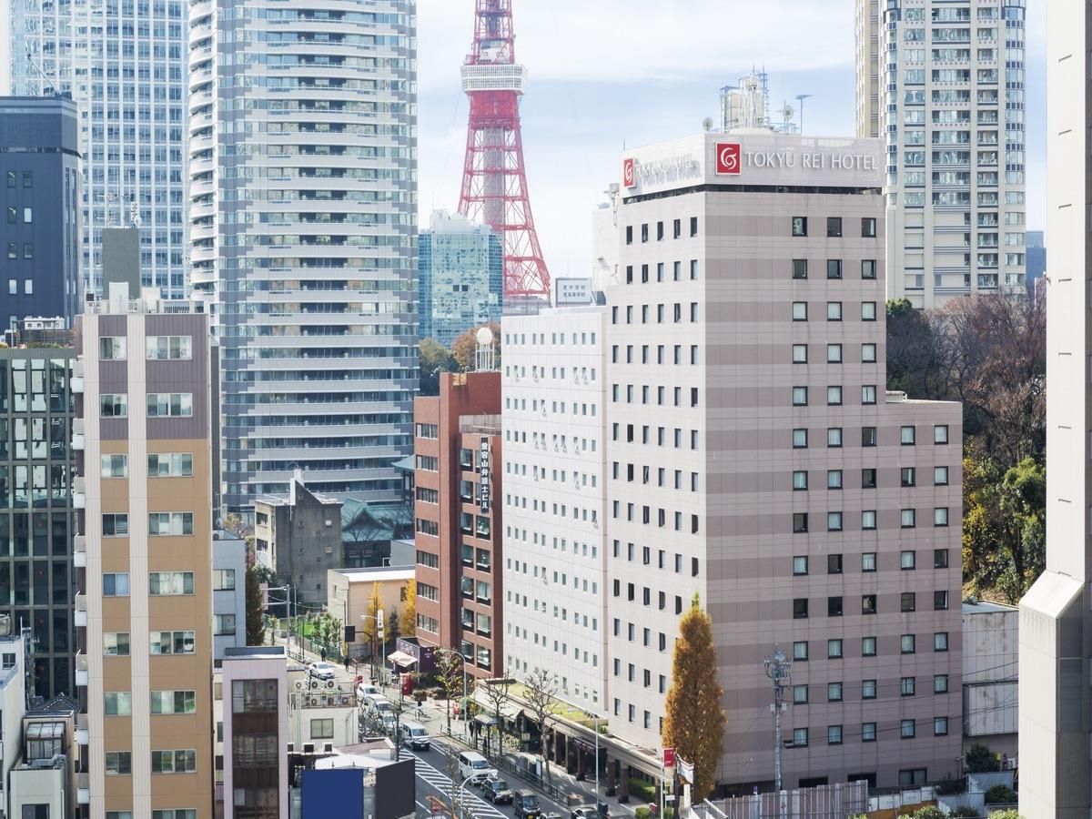 新橋愛宕山東急イン