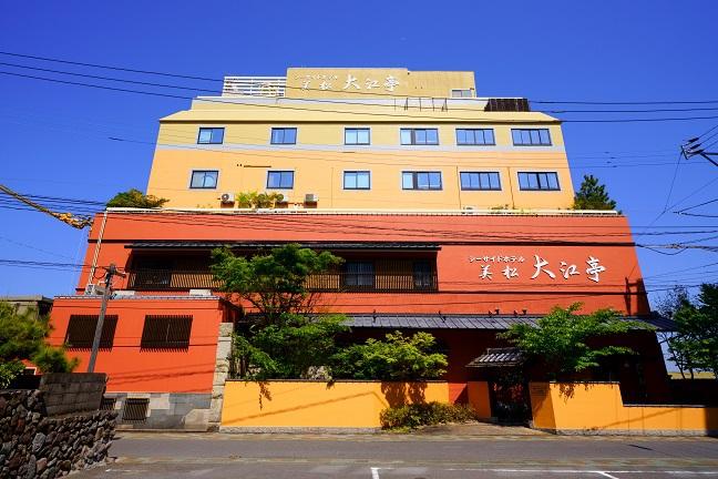別府温泉 シーサイドホテル 美松 大江亭(旧:シーサイドホテル美松)