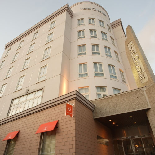 ホテル ショコラ 函館◆楽天トラベル