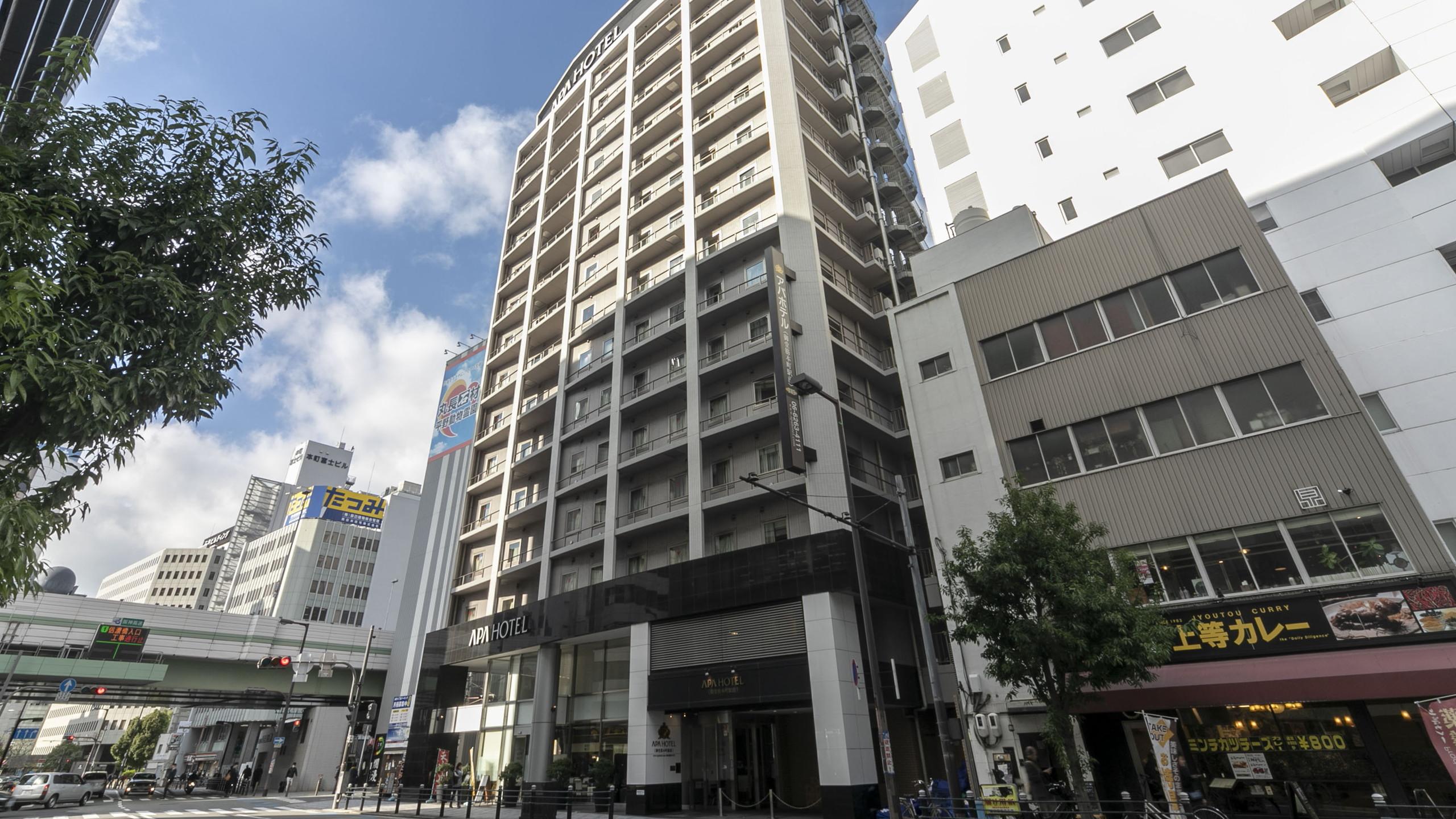 アパホテル 御堂筋本町駅前◆楽天トラベル