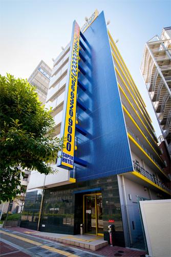 スーパーホテル JR新大阪東口◆楽天トラベル