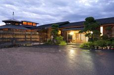 全室貸切露天風呂付きの旅館『白雲荘』