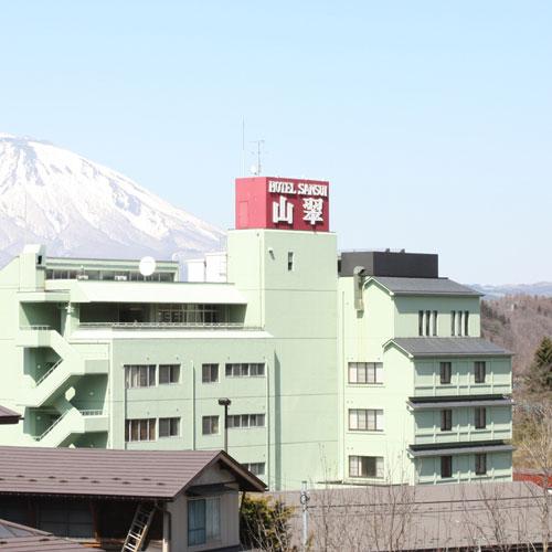 繋温泉 ホテル山翠