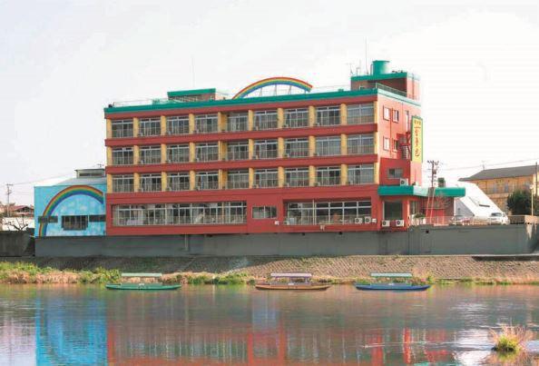 虹の宿 ホテル花景色
