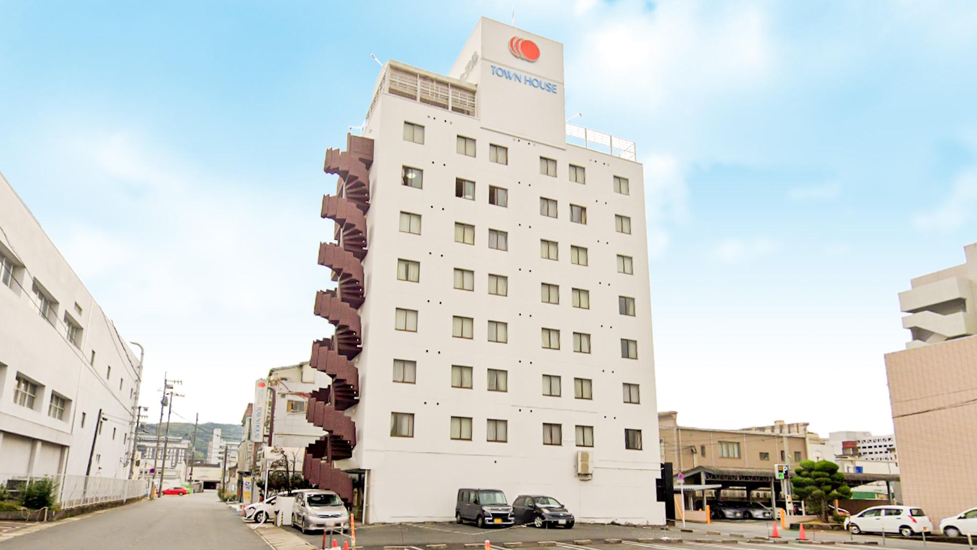 津山 セントラル ホテル タウンハウス◆楽天トラベル
