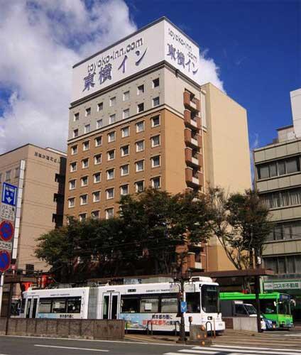 東横イン 熊本城通町筋◆楽天トラベル